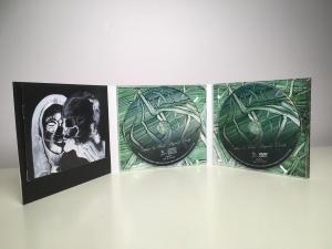 Contra La Mort Album Cover 2
